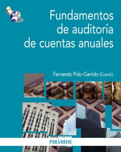 Portada del libro Fundamentos de auditoría de cuentas anuales (Economía Y Empresa)