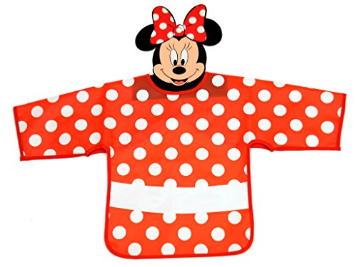 Colorino - delantal-babero Manches Minnie (34140.0)