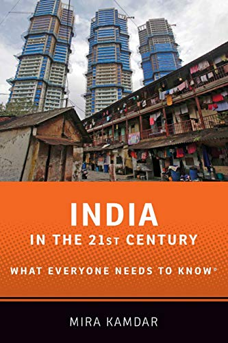 India in the 21st Century: What Everyone Needs to Know® PDF Books