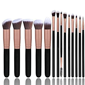 EmaxDesign 14 Pieces pincel de maquillaje conjunto