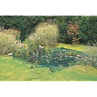 Vogelnetz spezial, Obstbaumnetz, Teichnetz, Vogelschutznetz 8 x 8 m