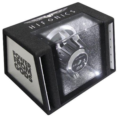 Hifonics as12bp Auto-Lautsprecher Auto-Lautsprecher (1-voie)