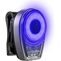 Trèsutopia Twinkler aufladbares Outdoor LED-Licht zum Joggen, Spazieren, Radfahren, Gassi gehen in der Dunkelheit, mit elastischem Befestigungsriemen und USB-Ladekabel