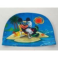 ChenStarUK Popular Cartoon Multi-Coloured Children Swimming Cap Boy or Girl