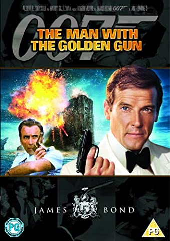 Man With The Golden Gun The Single Disc [Import anglais]