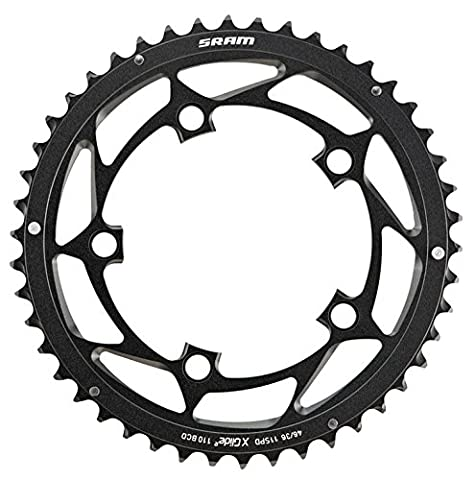 SRAM Chainring Road 50T 5 Bolt 110 mm BCD Red
