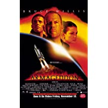 Armageddon Poster (22 x 35 Inches - 56cm x 89cm) (1998)