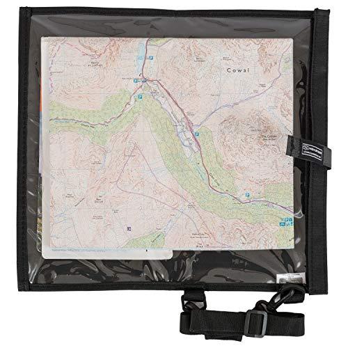 Protege tu mapa con esta bolsa para mapas