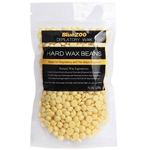 Hautpflege Produkt Haarentfernung Kein Streifen Enthaarungs-Hot Film Hartwachs Pellet Waxing Bikini Haarentfernung Bohnen (G)