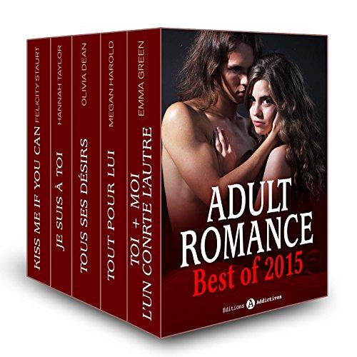 Couverture du livre Adult Romance - Best of 2015