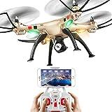 Drone telecamera aerea X8HW su larga scala in tempo reale aeromobili Drone aereo da caccia...