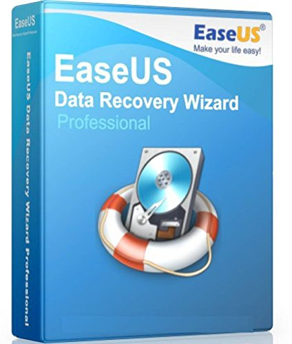 EaseUS Data Recovery Wizard Pro 12.0 | 1 PC/350 Days | Email delivery - No CD