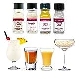 LorAnn Oils Backaroma SET Mädelsabend | Liquid Flavour SET Mädelsabend |...