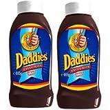 Daddies Brown Sauce 685 g Pack of 2