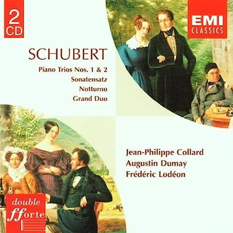 Trios avec piano nos 1 & 2 / Sonatensatz / Notturno / Grand duo [Import anglais]