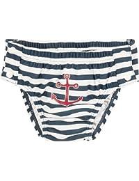 Playshoes UV-Schutz Windelhose Maritim Zum Knöpfen, pañal de natación para Bebés