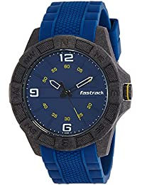 Fastrack Analog Blue Dial Men's Watch-NK38032PP01