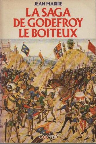 La Saga De Godefroy Le Boiteux par Jean Mabire (Broché)