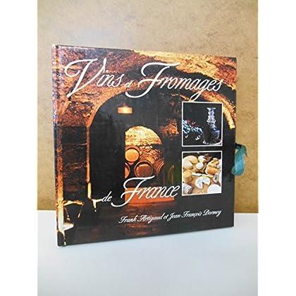 Vins et fromages de France / Artigaud Frank, Dormoy Jean-François / Réf47653