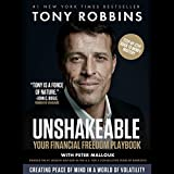 Unshakeable: Your Financial Freedom Playbook (audio edition)