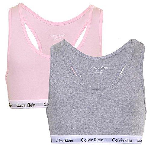 Calvin-Klein-Girls-2-Pack-Modern-Cotton-Bralette-PinkGrey
