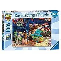Ravensburger UK 10408 Ravensburger Disney Pixar Toy Story 4, XXL 100pc Jigsaw Puzzle, Multicoloured