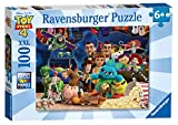 Ravensburger- Puzzle 100 pièces XXL Toy Story 4 Disney Enfant, 4005556104086