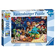 Ravensburger Disney Toy Story 4, 100 piece Jigsaw Puzzle with Extra Large Pieces for Kids age 6 years and up