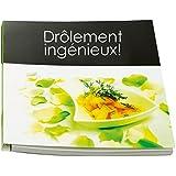 Kuhn Rikon 30738 Hotpan Livre de Cuisine Français Papier Multicolore 21,5 x 19,5 x 1 cm