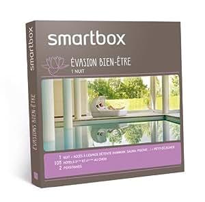 SMARTBOX - Coffret Cadeau - Evasion bien-être
