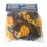 Absperrkette Kunststoff - Pack- 5 m Länge - Ø 6 mm- verschiedene Farben, Farbe:gelb/schwarz