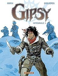 Gipsy - Intégrales - tome 1 - Gipsy - Intégrale T1