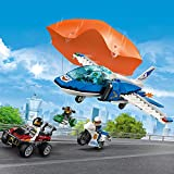 LEGO City - L'arrestation en parachute - 60208 - Jeu de construction