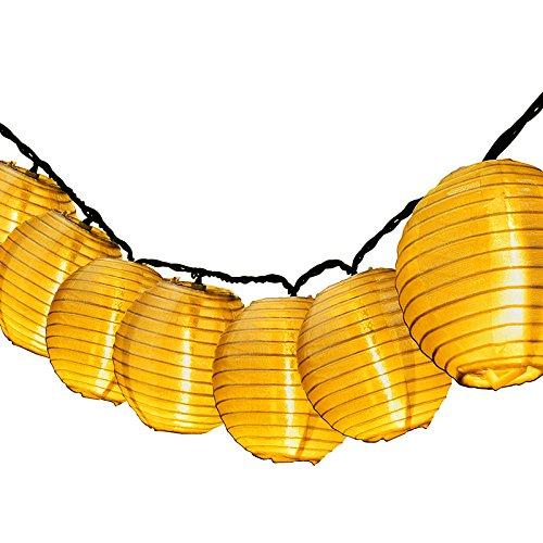 Solaire lanterne boule for Lampe solaire noel exterieur