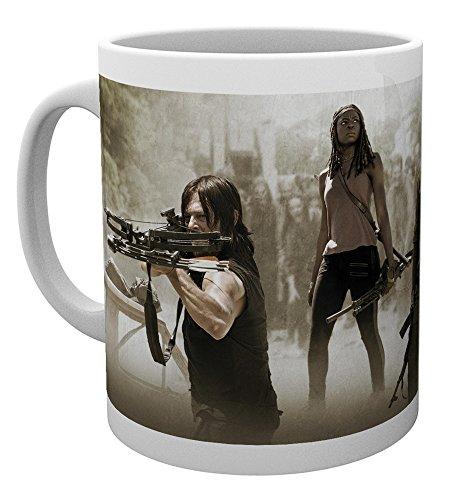GB Eye The Walking Dead, Banner, Tasse, Verschiedene (The Walking Dead-möbel)