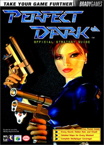 Perfect Dark Official Strategy Guide