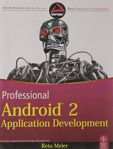 Professional Android 2 Application Development, 2ed