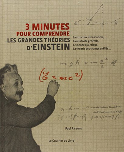 3 minutes pour comprendre les grandes thories d'Einstein