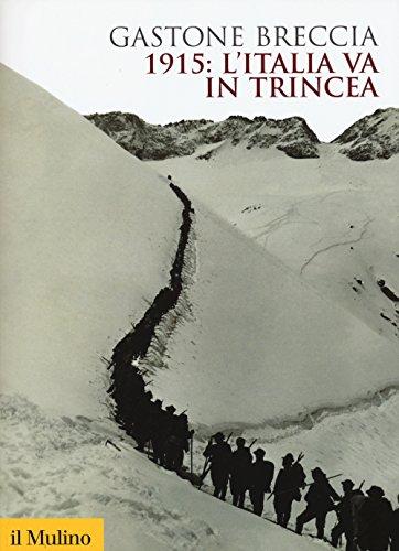 1915: l'Italia va in trincea. Ediz. illustrata