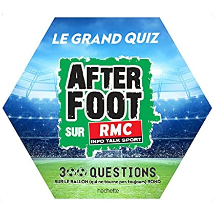 Le grand quiz after foot