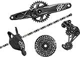 Sram GX Eagle - Biela para bicicleta (12 velocidades, 175mm)