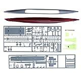 MagiDeal 1: 200 Kunstoff Deutsches Schlachtschiff Kriegsschiff Modell