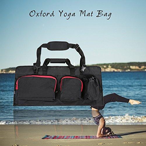 Lixada Yoga Mat Bag con Open Finisce Portacellulare e Porta Bottiglia Dacqua black Venta Barata Perfecta Venta Caliente De La Venta Venta Venta Barata Encontrar Gran IUMFaAag