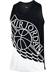 Nike Wings Blockout T-Shirt Basketball, Herren