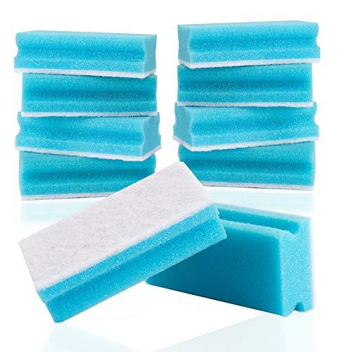 Esponja de limpieza sin arañazos para cocina y baño.