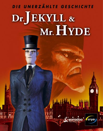 Dr. Jekyll + Mr. Hyde