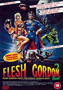 Flesh Gordon 2 [DVD]