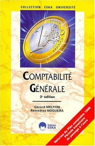 Comptabilit gnrale, 2e dition