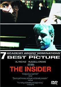 Insider [DVD] [1999] [Region 1] [US Import] [NTSC]