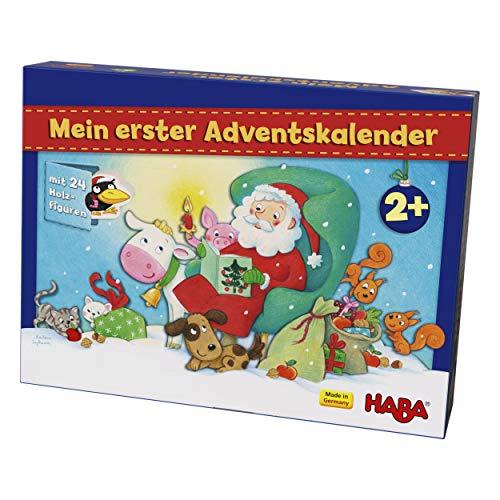 Haba Mein Erster Adventskalender – Weihnachten auf Dem Bauernhof